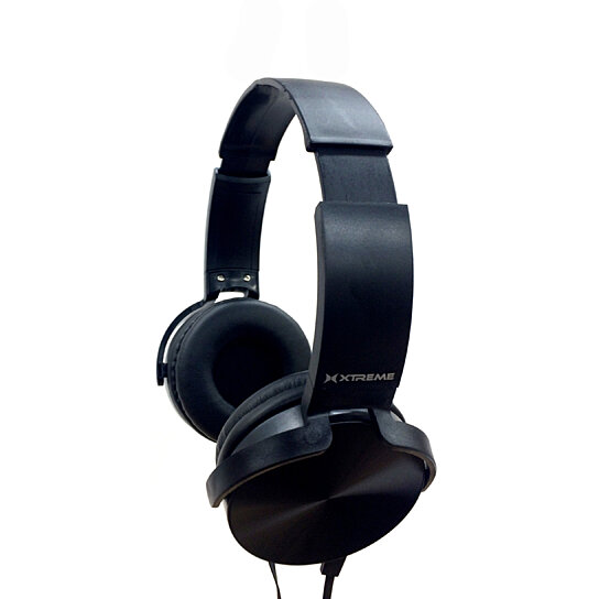 buy xtreme metallic dj headphones with mic assorted colors by bargain hunters on opensky. Black Bedroom Furniture Sets. Home Design Ideas