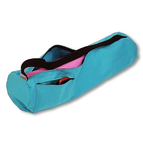 Buy Yoga Mat Bag Extra Large Easy Open Zipper 100 Cotton