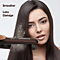 Beauty Professional Steam Hair Straightener Vapor Flat Iron Ceramic Tourmaline Straightening Iron