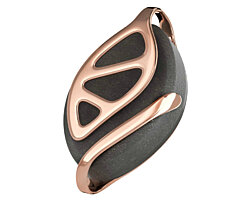 Leaf Urban Health Tracker/Smart Jewelry,  Rose Gold Edition