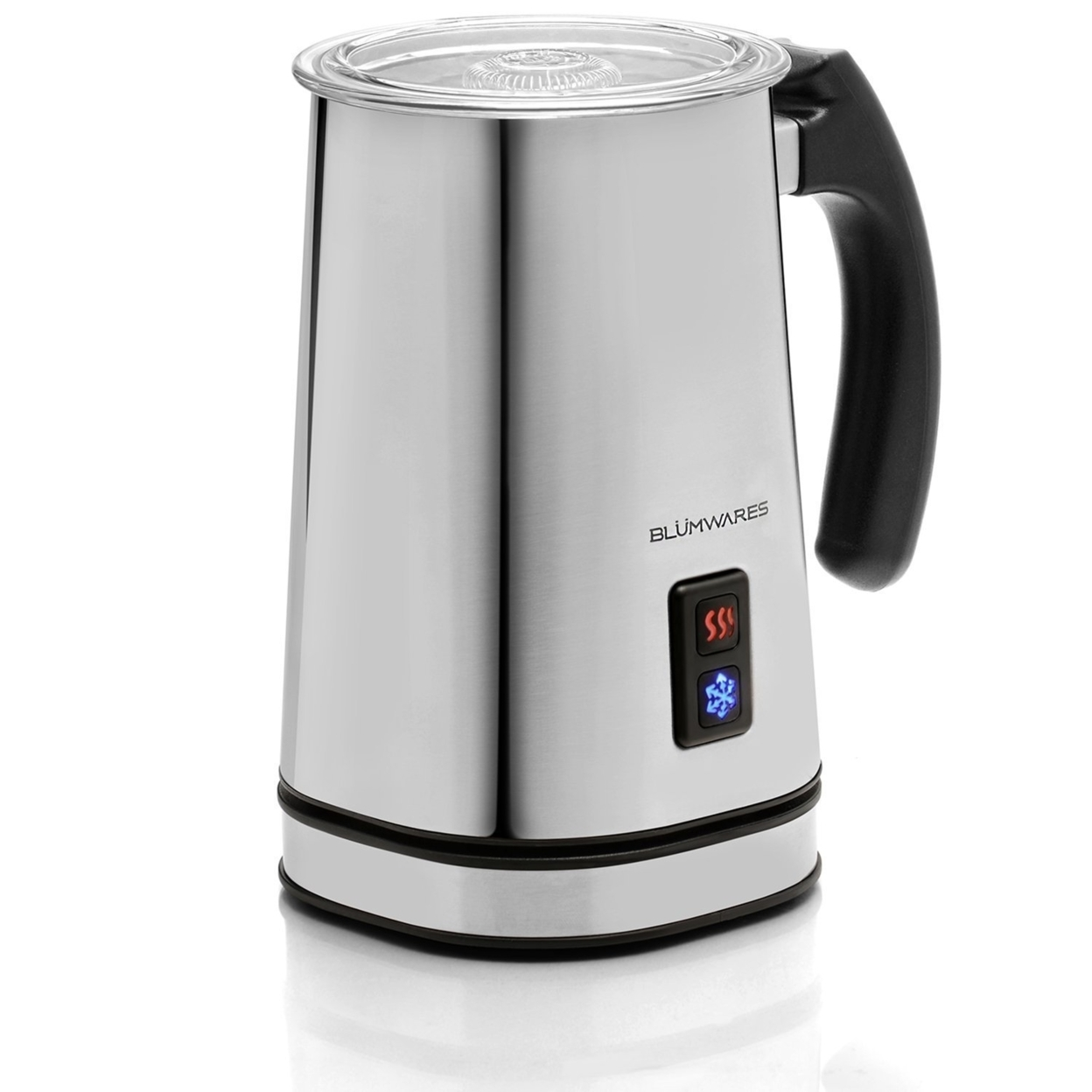 Blumwares Vienne Automatic Milk Frother and Heater   Stainless Electric Carafe   Frother, Warmer, and Cappuccino Maker 59b873102a00e430341cfd17