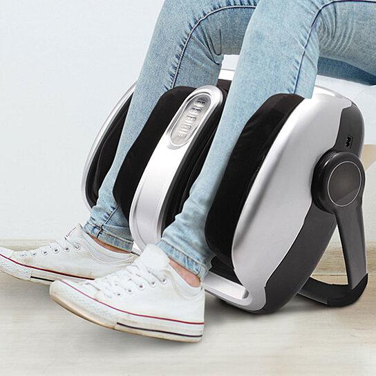 Kneading /& Heat Vibration Reflexology Foot Massager Shiatsu Massage Settings
