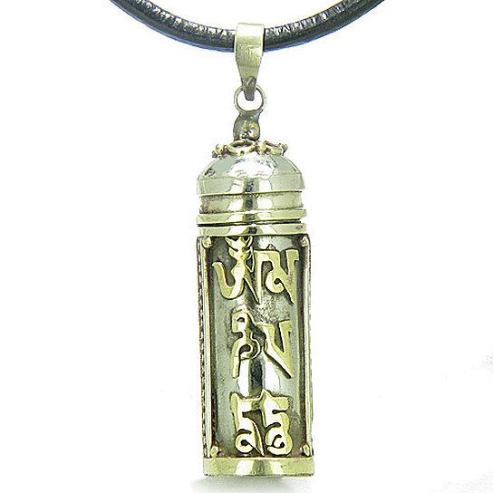 Buy Amulet Tibetan Ancient Mantra Om Mani Padme Hum Magic