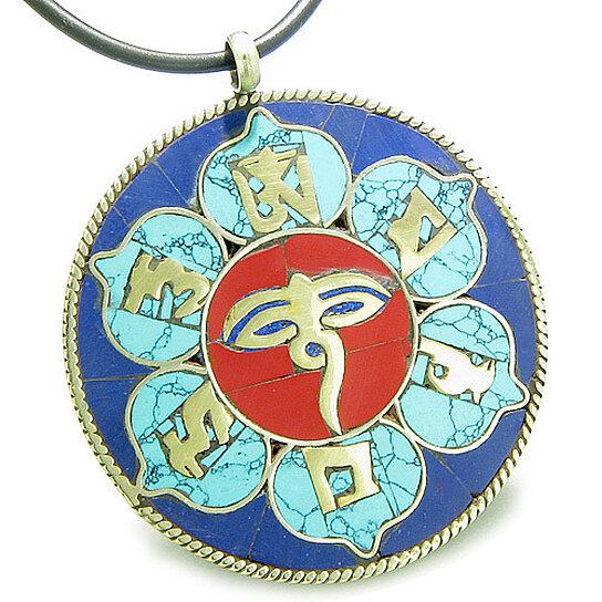 Buy Amulet Tibetan Mantra Om Mani Padme Hum Buddha All