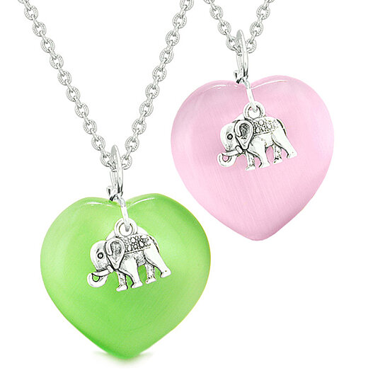 buy lucky elephant charms couples best friends