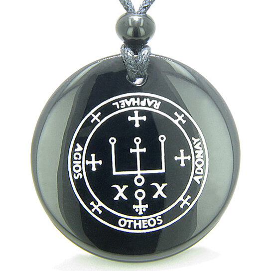 Wicca Protection Amulet - I need this.   Symbols & their ...   Magic Amulets And Meanings
