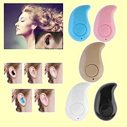 Mini 4.0 Wireless Bluetooth Stereo Headset
