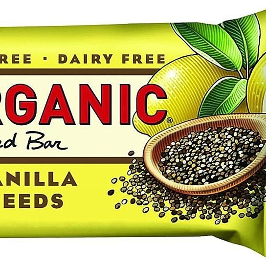 Buy Clif Kit's Organic Fruit And Seed Bar - Lemon Vanilla And Chia ...