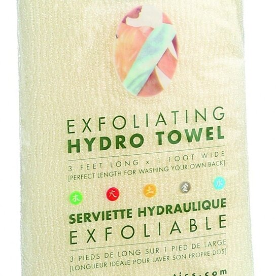how to use earth therapeutics hydro exfoliating gloves