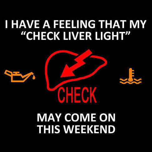 Buy I Have A Feeling That My Check Liver Light May Come On