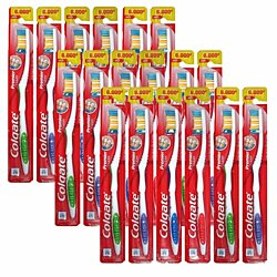 24-Pack Colgate Premier Extra Clean Toothbrushes