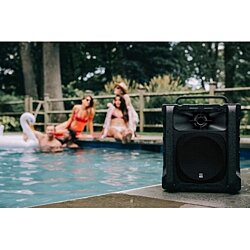 Altec Lansing Sonic Boom 2 Ultimate Waterproof Bluetooth Speaker