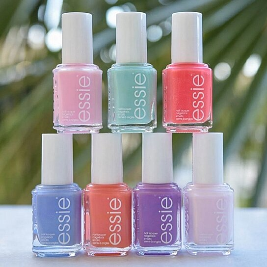 Buy Essie Professional Nail Polish 5-Pack Mystery Deal by Beverly ...