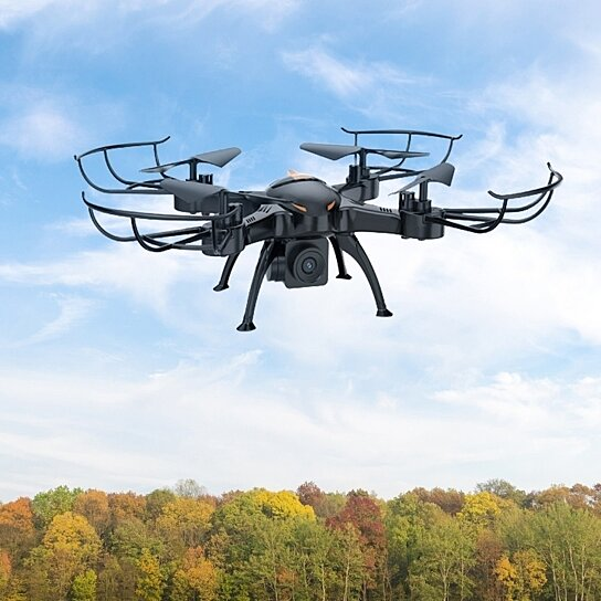 Buy Vivitar DRC188 Quadcopter Camera Drone - 2 Colors by Beverly ...