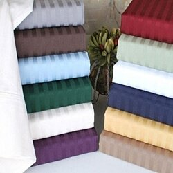1800 Series Embossed 4Pc Bed Sheets  Set Ultra Soft & Wrinkle Free!