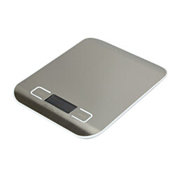 Kitchen Digital Scale, White Digital Scale for Food, Electronic Kitchen Scale Kitchen Scale for Home