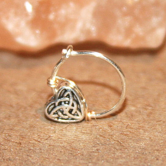 where to buy cartilage earrings buy celtic cartilage earrings charm nose ring 7601