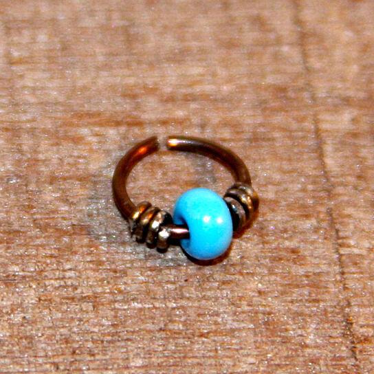 Buy Small Bronze Niobium Cartilage Earrings 20 22 Gauge