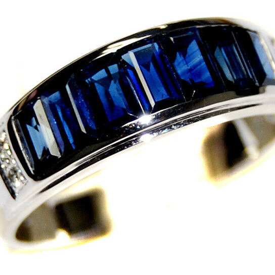 Blue Sapphire Ring For Men Price Buy Eternity Fo...