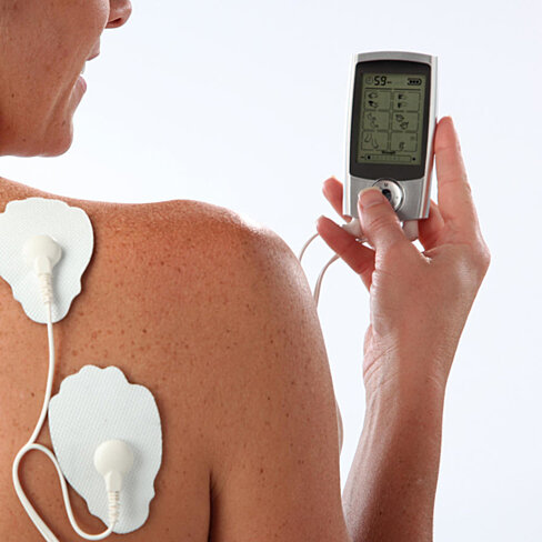 16-Mode TENS Electronic Pulse Massager