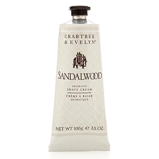 Buy Crabtree Amp Evelyn Sandalwood Aromatic Shave Cream With