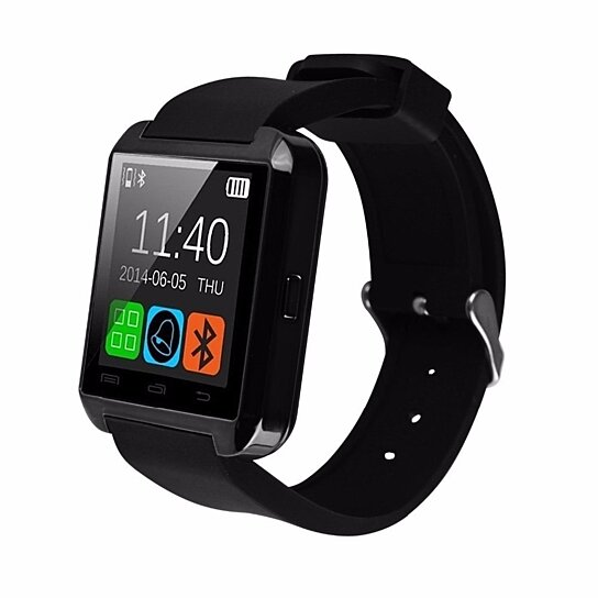 Buy U8 Bluetooth Silicone Smart Watch For Ios Amp Android By
