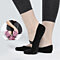 1 Pair Women Non Slip Yoga Socks with Grip for Pilates Ballet Dance Exercise Gym