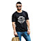 Fashion Gemini Print Men's Women's Summer O-Neck Short Sleeve Top Tee T-Shirt