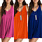 Fashion Lady Summer Sleeveless V-neck Strappy Backless Mini Dress Party Clubwear