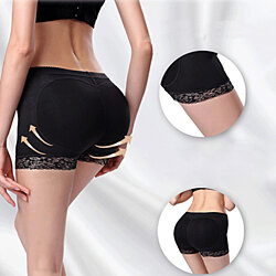 a6d49b68fb9 Fashion Sexy Women Lady Butt Lifter Hip Enhancer Shaper Paded Panties  Underwear