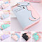 Lady Cute Carton Cat Pandent Short Long Purse Card Holder Zipper Coin Bag Wallet