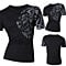 Men's Summer Dragon Printed Quick Dry O-Neck Short Sleeve Sports Top T-Shirt