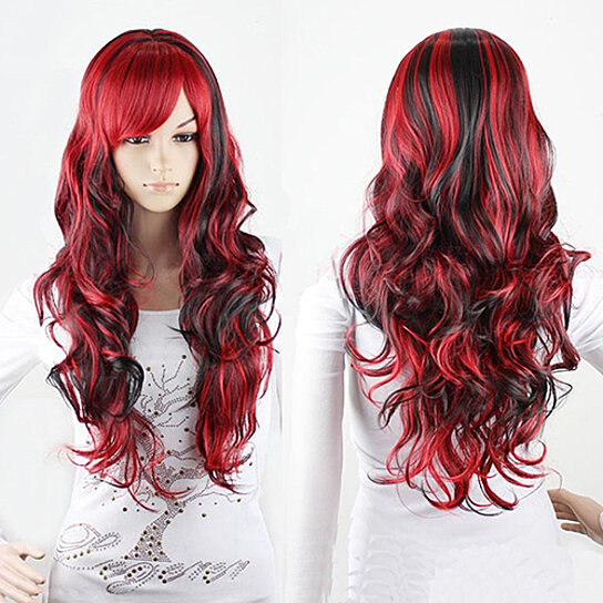 Wigs Curly Long Hair