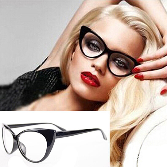 13331ec58f41 Trending product! This item has been added to cart 27 times in the last 24  hours. Women Classic Sexy Vintage Cat-Eye ...