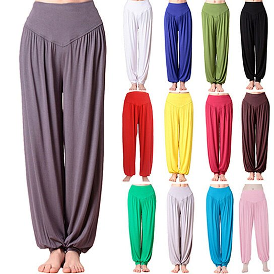 d3d63b53268 Buy Women Harem Trousers Ali Baba Long Baggy Hareem Leggings Loose Plus  Size Pants by Bluelans on OpenSky