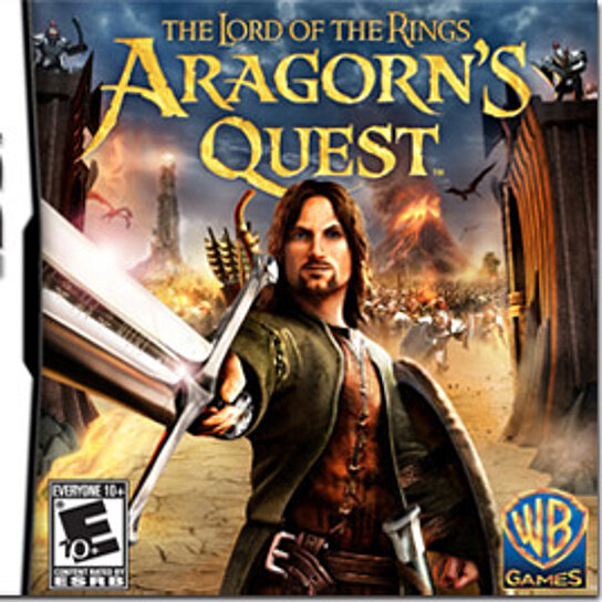 Buy Lord Of The Rings Aragorn S Quest Nintendo Ds By