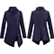 Double-sided Woolen Coat