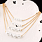 Multi-Layer Pearl Necklace
