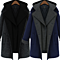 New Slim Woolen Coat