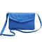 Simple and elegant candy color messenger bag