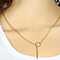 Simple Metal Short Necklace