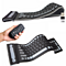 2.4Ghz Waterproof Wireless Silicone Flexible Keyboard