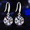 Drill Earrings Made with SWAROVSKI® ELEMENTS