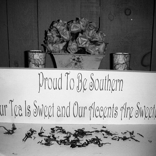 Stock Quote Southern Company: Buy Proud To Be Southern Sign, Tea Is Sweet Accents Are