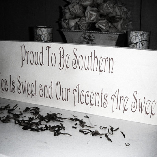 Buy Proud To Be Southern Sign Tea Is Sweet Accents Are