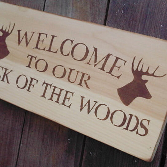 Buy Rustic Home Decor Cabin Decor Lake House Quot Welcome To