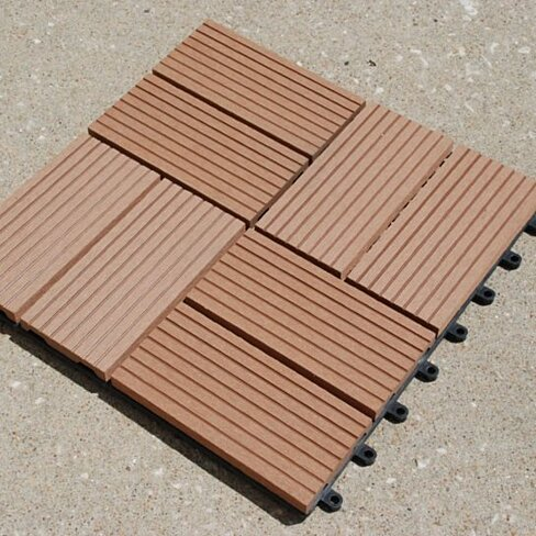 Buy Century Outdoor Living DIY Composite Wood Decking Tile