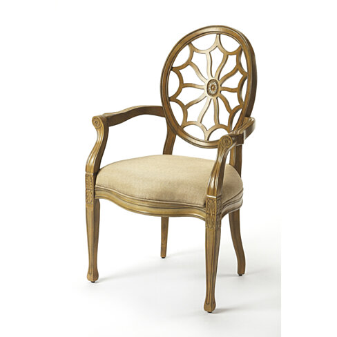 Butler Allison Cappucino Accent Chair