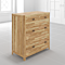 Butler Arcot Mango Wood Console Chest