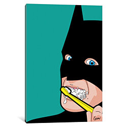 "Bat-Brush by Gregoire ""Leon"" Guillemin"